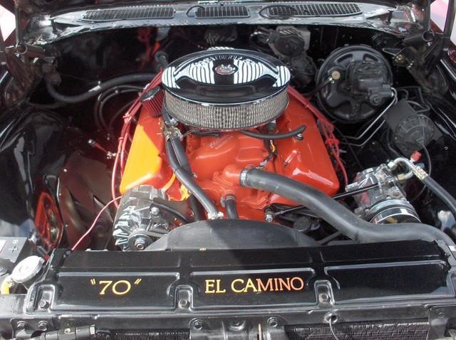 1970 Chevrolet El Camino Houston, Texas 10