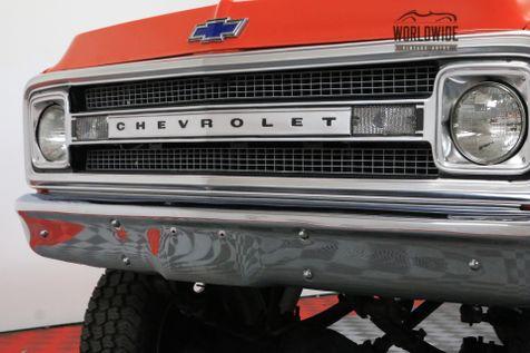 1970 Chevrolet K30 4X4 SEMI WHEELS AC POWER WINDOWS | Denver, CO | WORLDWIDE VINTAGE AUTOS in Denver, CO
