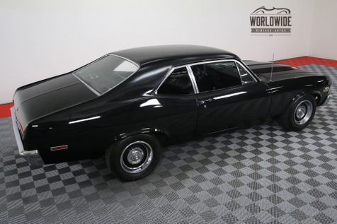 1970 Chevrolet NOVA SS RESTORED DISC BRAKES V8 BLACK ON BLACK | Denver, Colorado | Worldwide Vintage Autos in Denver, Colorado