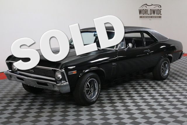 1970 Chevrolet NOVA SS 12 BOLT AUTO CONSOLE PS PB  | Denver, Colorado | Worldwide Vintage Autos