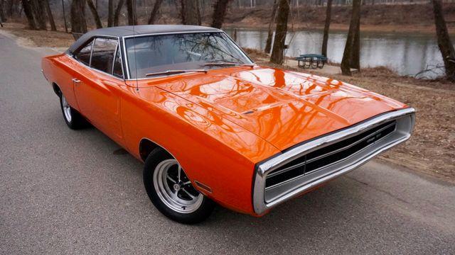 1970 Dodge CHARGER 500 Valley Park, Missouri 5
