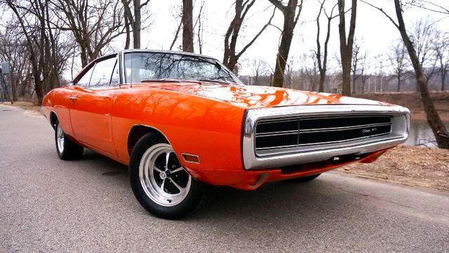 1970 Dodge CHARGER 500 Valley Park, Missouri 6