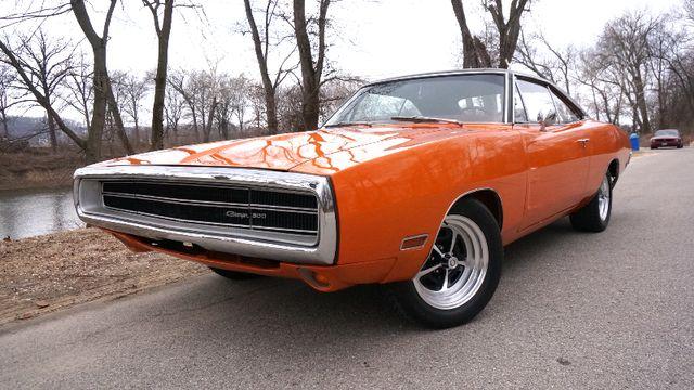 1970 Dodge CHARGER 500 Valley Park, Missouri 1