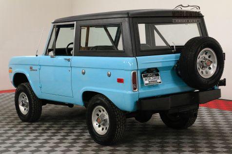 1970 Ford BRONCO CLEAN. UNCUT! 4x4! HARDTOP. 302 V8! | Denver, CO | WORLDWIDE VINTAGE AUTOS in Denver, CO