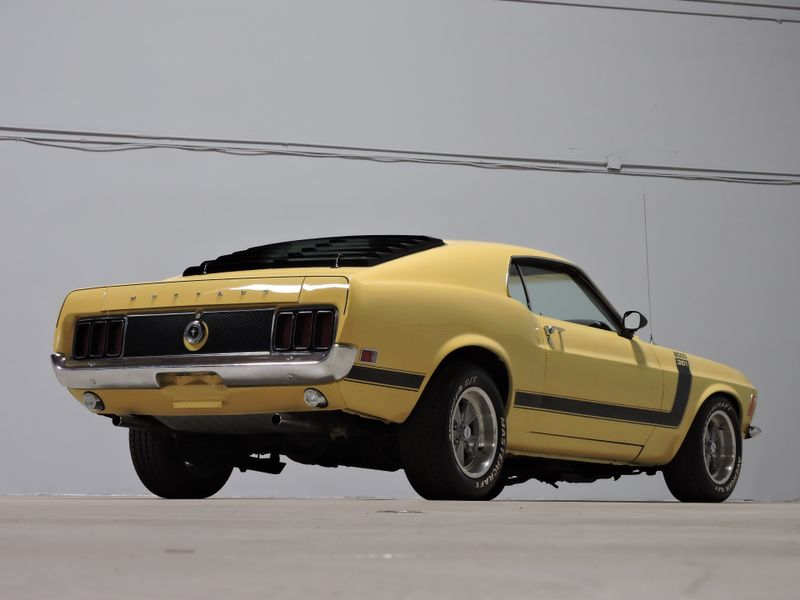 1970 Ford Mustang BOSS    in Sun Prairie, WI