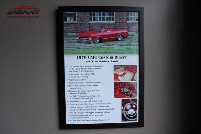 1970 GMC Jimmy/Blazer Lowbelly Merrillville, Indiana 56
