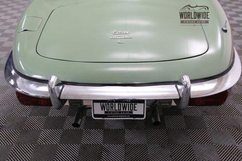 1970 Jaguar E TYPE CONVERTIBLE NUMBERS MATCHING JAGUAR | Denver, CO | Worldwide Vintage Autos in Denver, CO