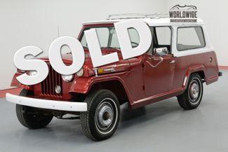 1970 Jeep COMMANDO in Denver CO