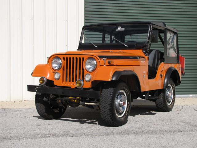 1970 Kaiser Jeep CJ5 RENEGADE 1 Jacksonville , FL 74