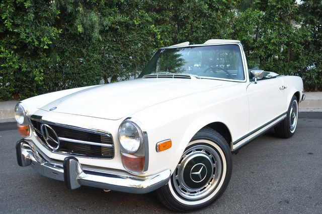 1969 mercedes benz sl class for sale cargurus for Mercedes benz dealers in los angeles area