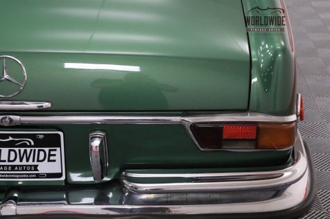 1970 Mercedes-Benz 280SE RARE COUPE  | Denver, Colorado | Worldwide Vintage Autos in Denver, Colorado