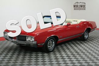 1970 Oldsmobile CUTLASS SUPREME in Denver CO