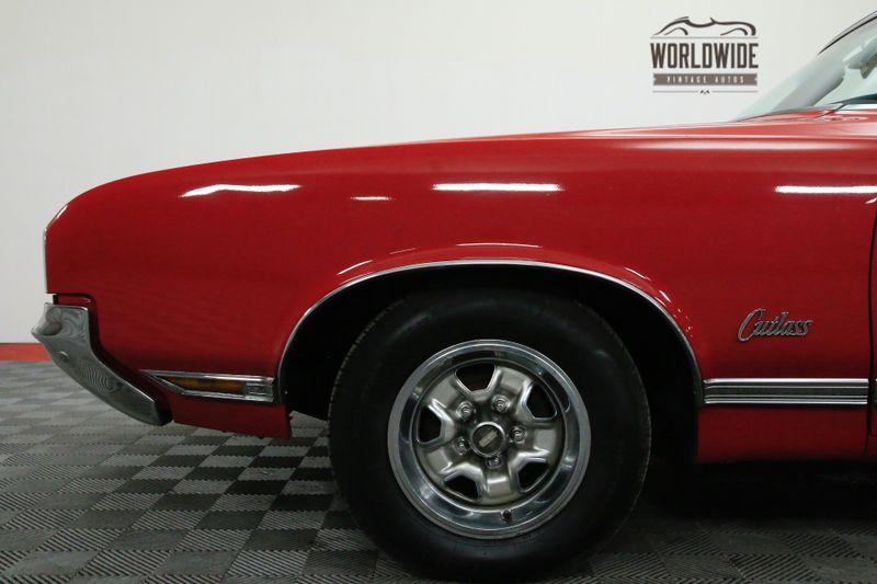 1970 Oldsmobile CUTLASS SUPREME POWER CONVERTIBLE V8 AUTOMATIC | Denver, CO | Worldwide Vintage Autos #18
