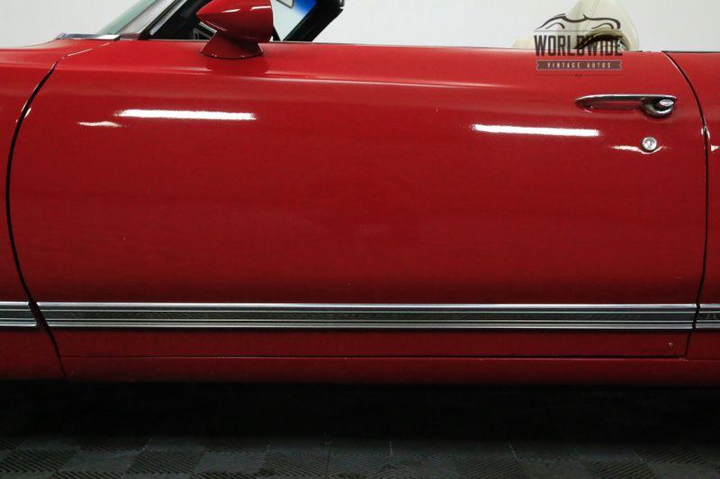 1970 Oldsmobile CUTLASS SUPREME POWER CONVERTIBLE V8 AUTOMATIC | Denver, CO | Worldwide Vintage Autos #22