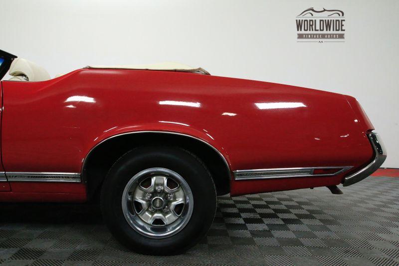 1970 Oldsmobile CUTLASS SUPREME POWER CONVERTIBLE V8 AUTOMATIC | Denver, CO | Worldwide Vintage Autos #25