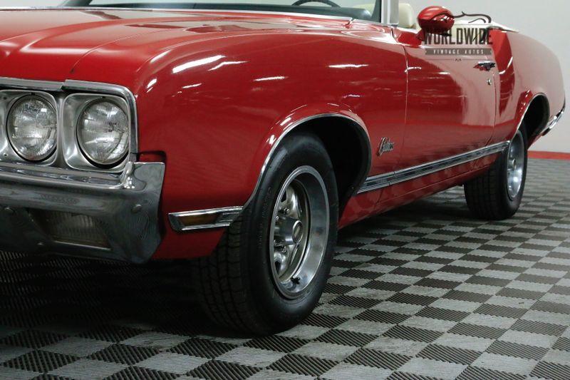 1970 Oldsmobile CUTLASS SUPREME POWER CONVERTIBLE V8 AUTOMATIC | Denver, CO | Worldwide Vintage Autos #27