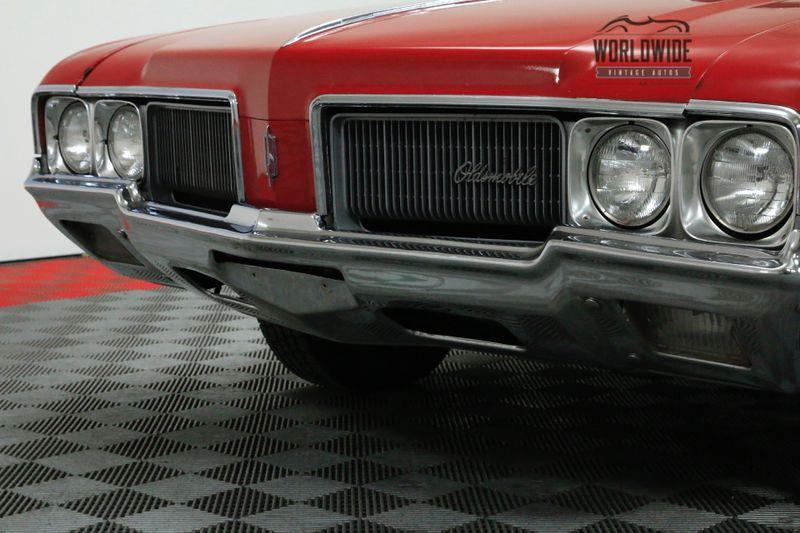 1970 Oldsmobile CUTLASS SUPREME POWER CONVERTIBLE V8 AUTOMATIC | Denver, CO | Worldwide Vintage Autos #28