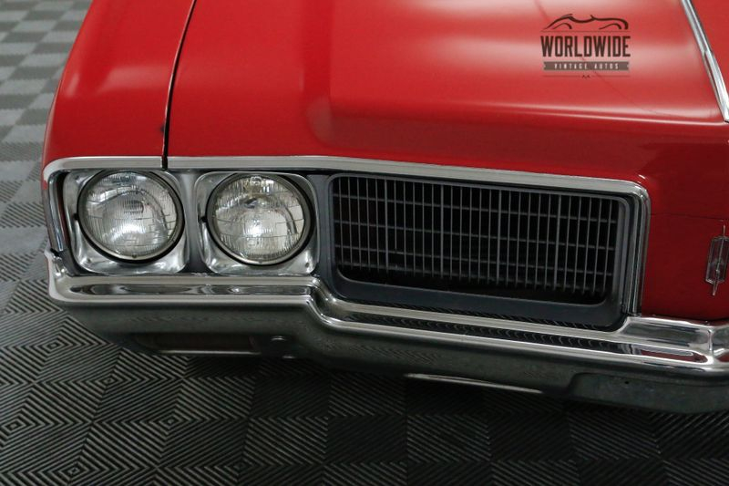 1970 Oldsmobile CUTLASS SUPREME POWER CONVERTIBLE V8 AUTOMATIC | Denver, CO | Worldwide Vintage Autos #30