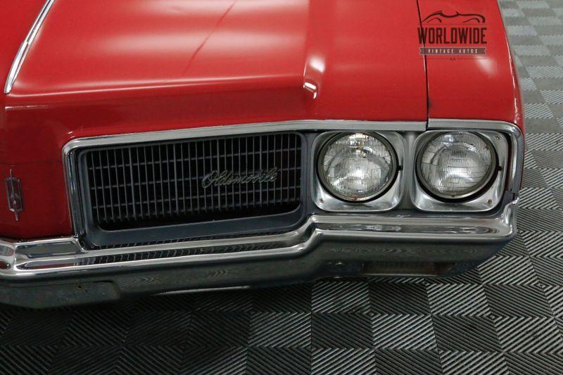 1970 Oldsmobile CUTLASS SUPREME POWER CONVERTIBLE V8 AUTOMATIC | Denver, CO | Worldwide Vintage Autos #31
