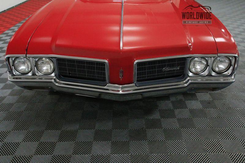 1970 Oldsmobile CUTLASS SUPREME POWER CONVERTIBLE V8 AUTOMATIC | Denver, CO | Worldwide Vintage Autos #32