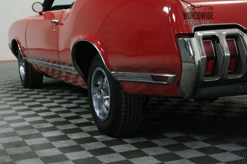 1970 Oldsmobile CUTLASS SUPREME POWER CONVERTIBLE V8 AUTOMATIC | Denver, CO | Worldwide Vintage Autos #34
