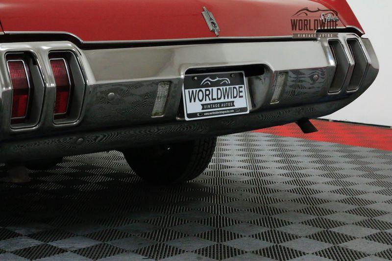 1970 Oldsmobile CUTLASS SUPREME POWER CONVERTIBLE V8 AUTOMATIC | Denver, CO | Worldwide Vintage Autos #37