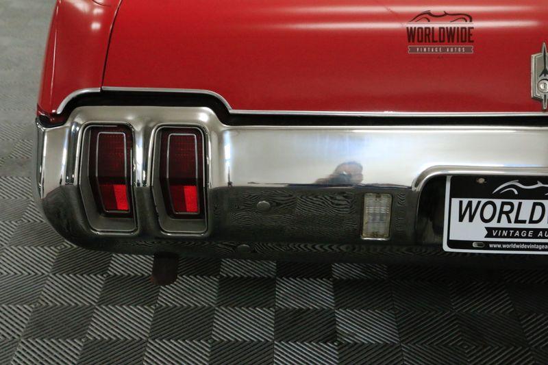 1970 Oldsmobile CUTLASS SUPREME POWER CONVERTIBLE V8 AUTOMATIC | Denver, CO | Worldwide Vintage Autos #38
