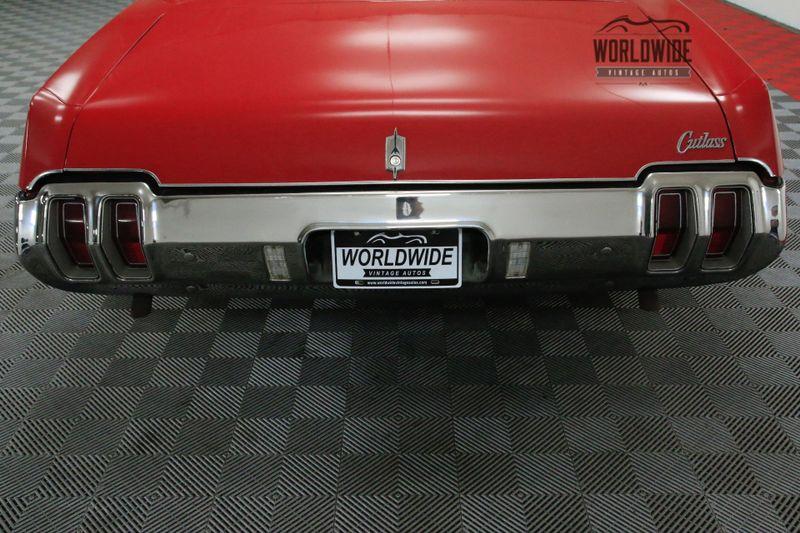 1970 Oldsmobile CUTLASS SUPREME POWER CONVERTIBLE V8 AUTOMATIC | Denver, CO | Worldwide Vintage Autos #33