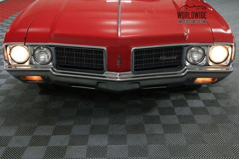 1970 Oldsmobile CUTLASS SUPREME POWER CONVERTIBLE V8 AUTOMATIC | Denver, CO | Worldwide Vintage Autos #71