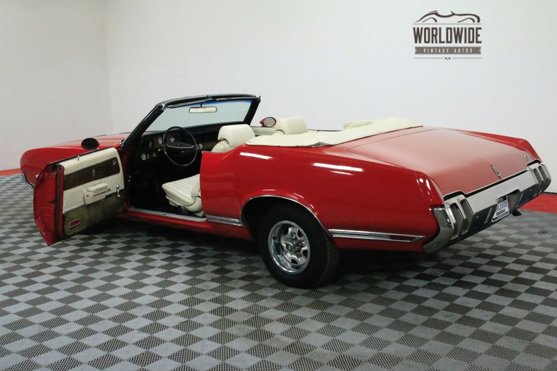 1970 Oldsmobile CUTLASS SUPREME POWER CONVERTIBLE V8 AUTOMATIC | Denver, CO | Worldwide Vintage Autos #40