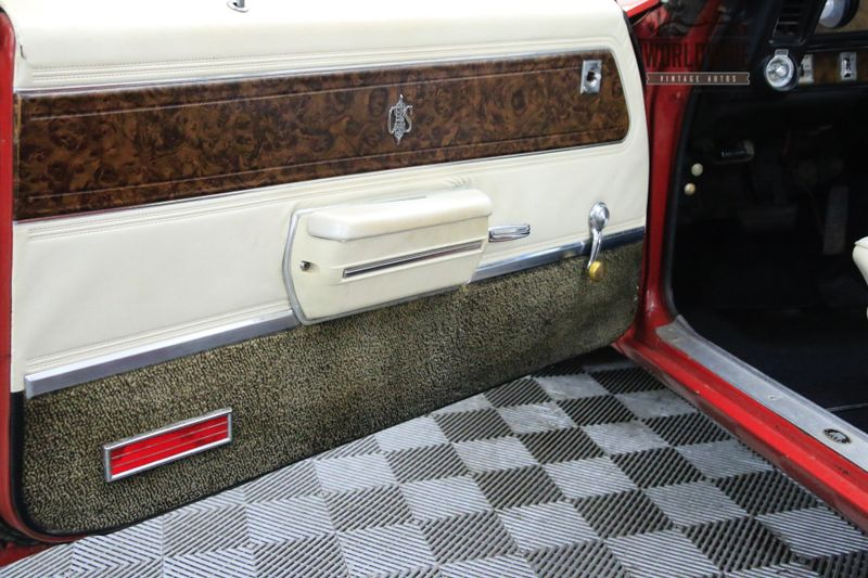 1970 Oldsmobile CUTLASS SUPREME POWER CONVERTIBLE V8 AUTOMATIC | Denver, CO | Worldwide Vintage Autos #41
