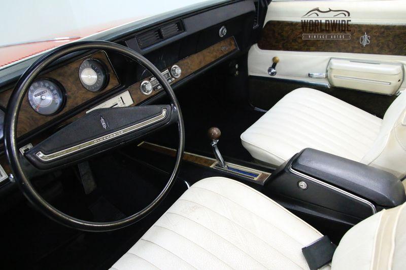 1970 Oldsmobile CUTLASS SUPREME POWER CONVERTIBLE V8 AUTOMATIC | Denver, CO | Worldwide Vintage Autos #43