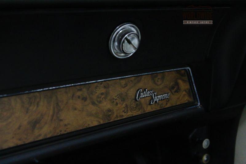 1970 Oldsmobile CUTLASS SUPREME POWER CONVERTIBLE V8 AUTOMATIC | Denver, CO | Worldwide Vintage Autos #50