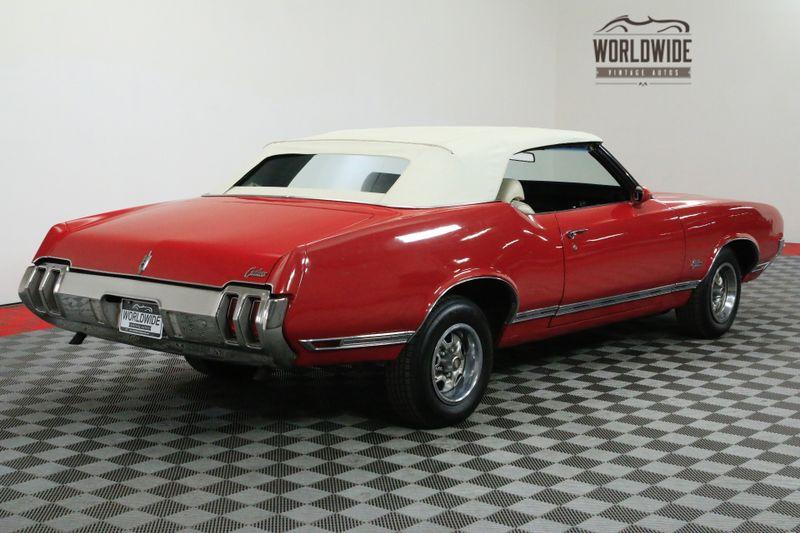 1970 Oldsmobile CUTLASS SUPREME POWER CONVERTIBLE V8 AUTOMATIC | Denver, CO | Worldwide Vintage Autos #13