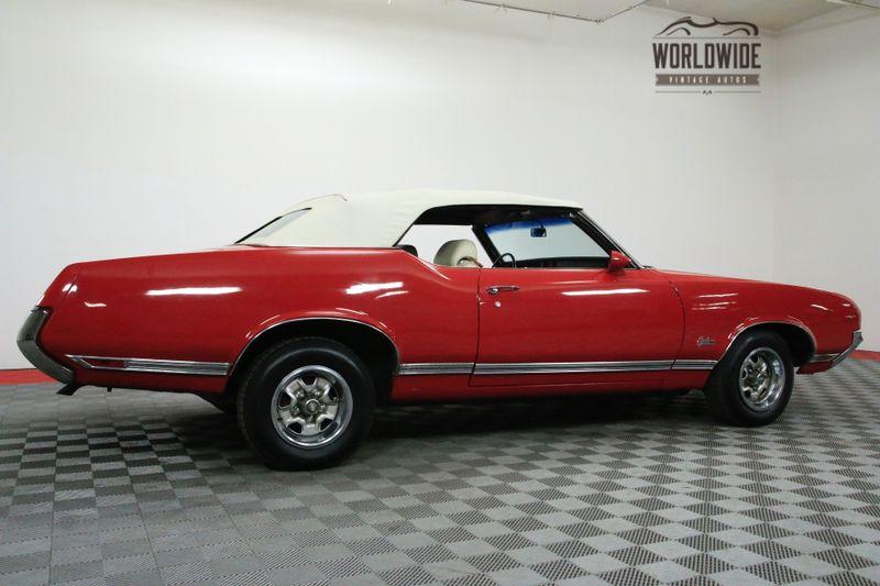1970 Oldsmobile CUTLASS SUPREME POWER CONVERTIBLE V8 AUTOMATIC | Denver, CO | Worldwide Vintage Autos #11