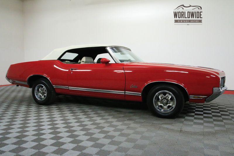1970 Oldsmobile CUTLASS SUPREME POWER CONVERTIBLE V8 AUTOMATIC | Denver, CO | Worldwide Vintage Autos #7