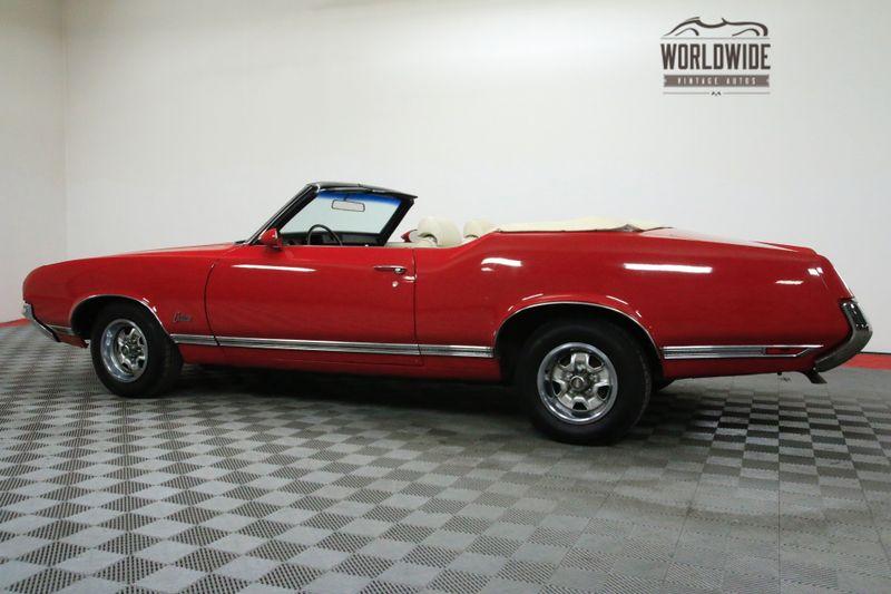 1970 Oldsmobile CUTLASS SUPREME POWER CONVERTIBLE V8 AUTOMATIC | Denver, CO | Worldwide Vintage Autos #10