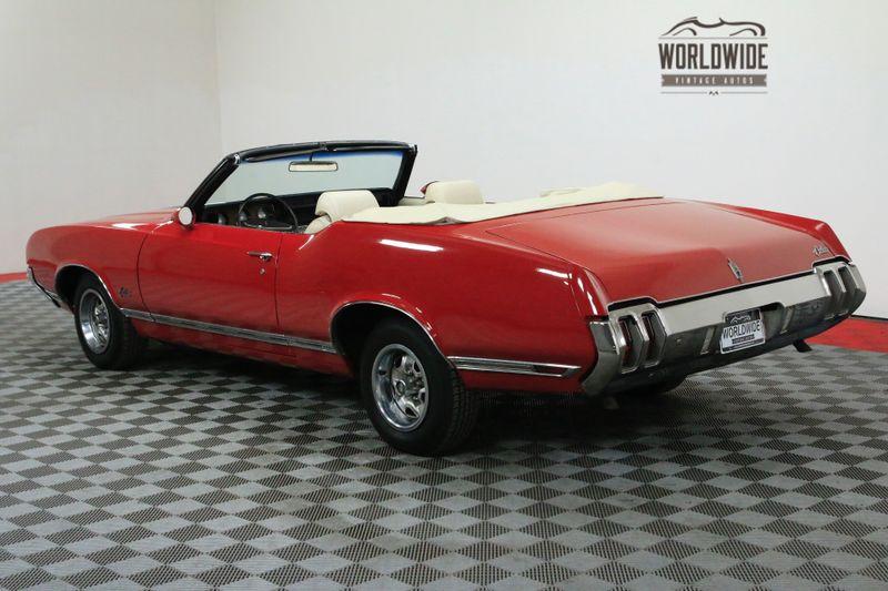 1970 Oldsmobile CUTLASS SUPREME POWER CONVERTIBLE V8 AUTOMATIC | Denver, CO | Worldwide Vintage Autos #12