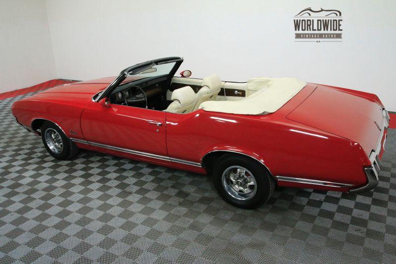 1970 Oldsmobile CUTLASS SUPREME POWER CONVERTIBLE V8 AUTOMATIC | Denver, CO | Worldwide Vintage Autos #14