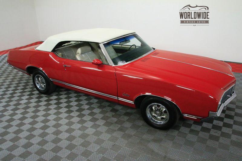 1970 Oldsmobile CUTLASS SUPREME POWER CONVERTIBLE V8 AUTOMATIC | Denver, CO | Worldwide Vintage Autos #17