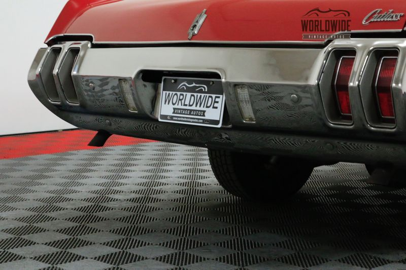 1970 Oldsmobile CUTLASS SUPREME POWER CONVERTIBLE V8 AUTOMATIC | Denver, CO | Worldwide Vintage Autos #36