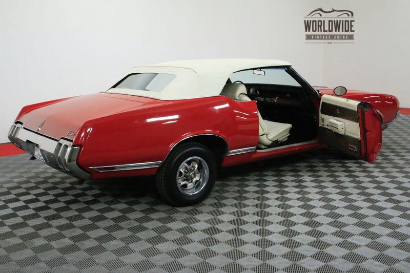 1970 Oldsmobile CUTLASS SUPREME POWER CONVERTIBLE V8 AUTOMATIC | Denver, CO | Worldwide Vintage Autos #56