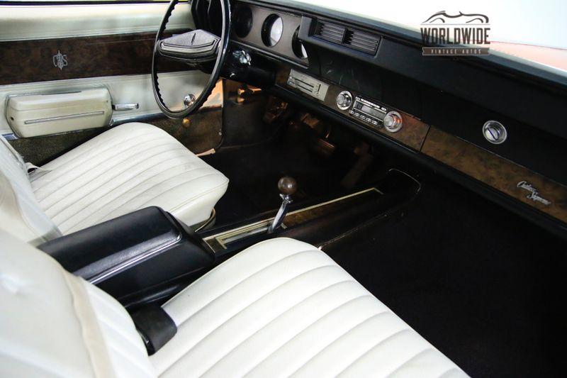 1970 Oldsmobile CUTLASS SUPREME POWER CONVERTIBLE V8 AUTOMATIC | Denver, CO | Worldwide Vintage Autos #44