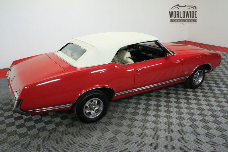 1970 Oldsmobile CUTLASS SUPREME POWER CONVERTIBLE V8 AUTOMATIC | Denver, CO | Worldwide Vintage Autos #15