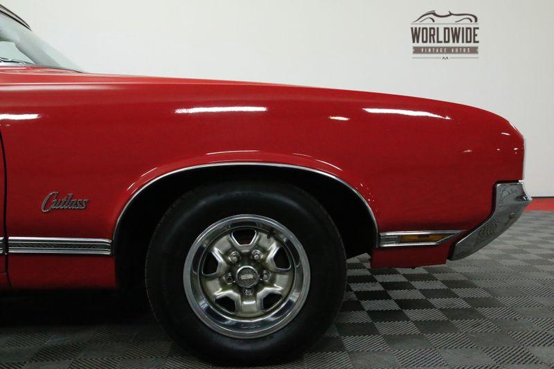 1970 Oldsmobile CUTLASS SUPREME POWER CONVERTIBLE V8 AUTOMATIC | Denver, CO | Worldwide Vintage Autos #19