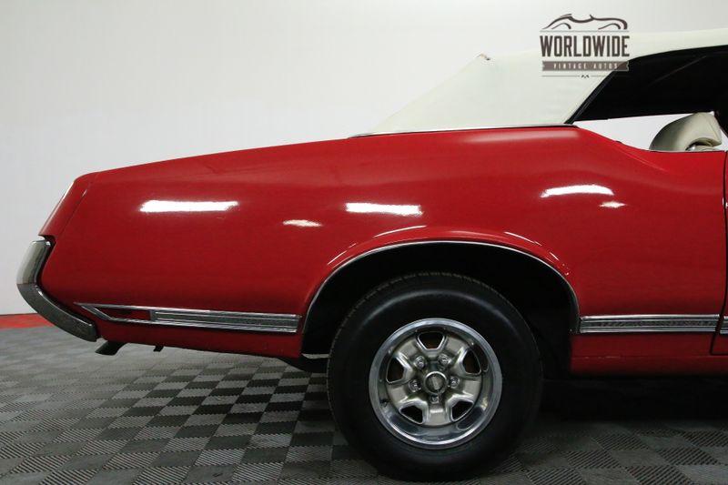 1970 Oldsmobile CUTLASS SUPREME POWER CONVERTIBLE V8 AUTOMATIC | Denver, CO | Worldwide Vintage Autos #24