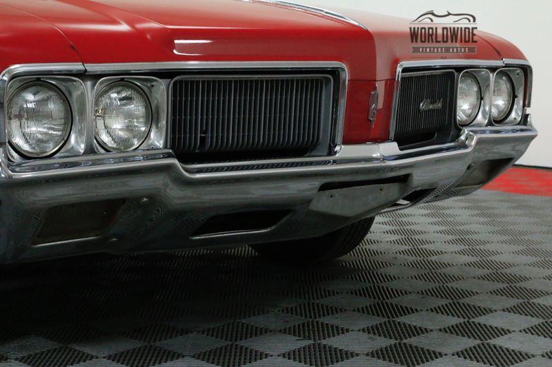 1970 Oldsmobile CUTLASS SUPREME POWER CONVERTIBLE V8 AUTOMATIC | Denver, CO | Worldwide Vintage Autos #29