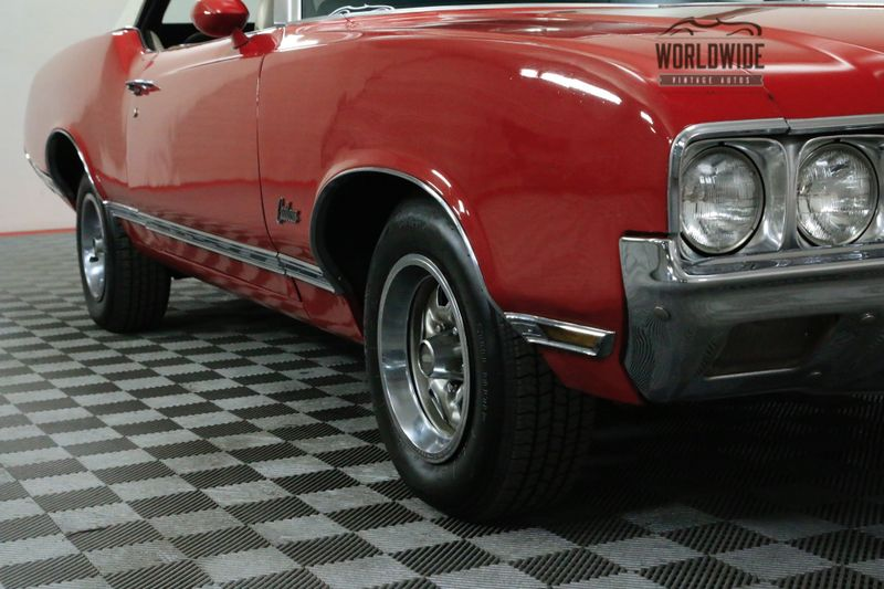 1970 Oldsmobile CUTLASS SUPREME POWER CONVERTIBLE V8 AUTOMATIC | Denver, CO | Worldwide Vintage Autos #26