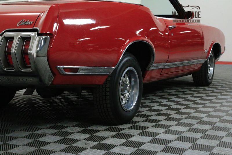 1970 Oldsmobile CUTLASS SUPREME POWER CONVERTIBLE V8 AUTOMATIC | Denver, CO | Worldwide Vintage Autos #35