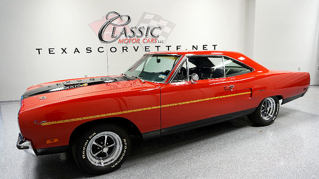 1970 plymouth road runner lubbock texas orange 1970 for Classic motor cars lubbock